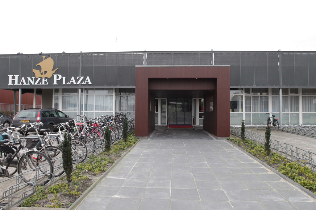 Gemeente Groningen SSC, HanzePlaza 18 februari 2014