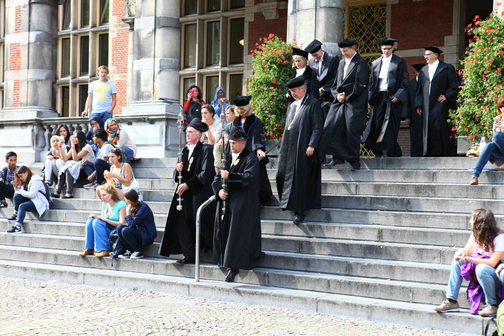 University of Groningen Opening of the Academic Year 2015 / 2016