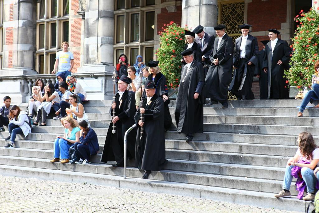University of Groningen Opening of the Academic Year 2015 / 2016