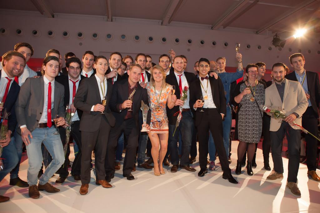 Sportprijs Utrecht 2015, VSU
