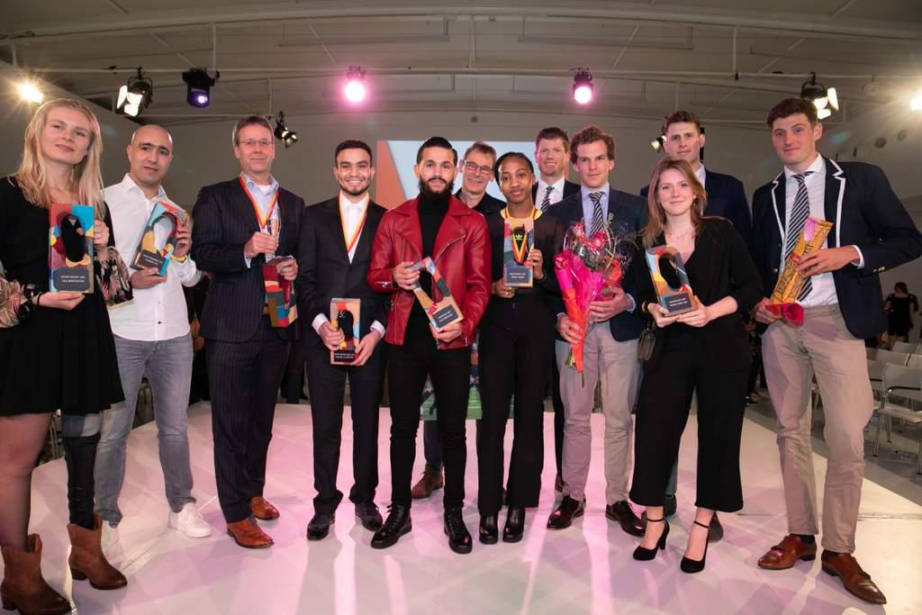 Winnaars Sportprijs Utrecht 2019